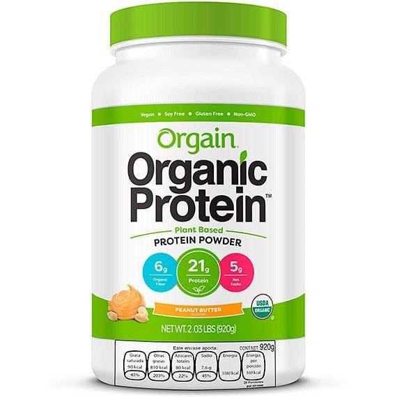 Comprar-Proteina-Vegana-Marca-Orgain-Organic-Protein-en-Amazon