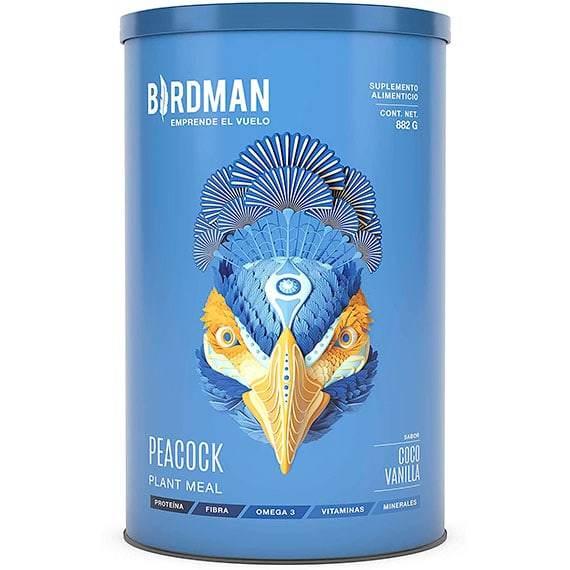 Comprar-Proteina-Vegana-Birdman-Peacock-Organic-Meal-en-Amazon